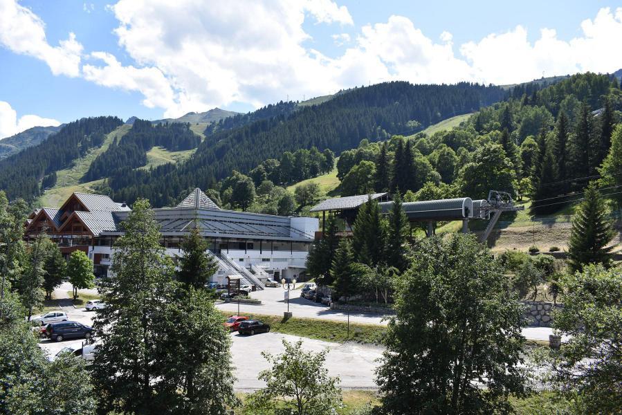 Location au ski Studio 4 personnes (21) - Résidence les Brimbelles - Méribel