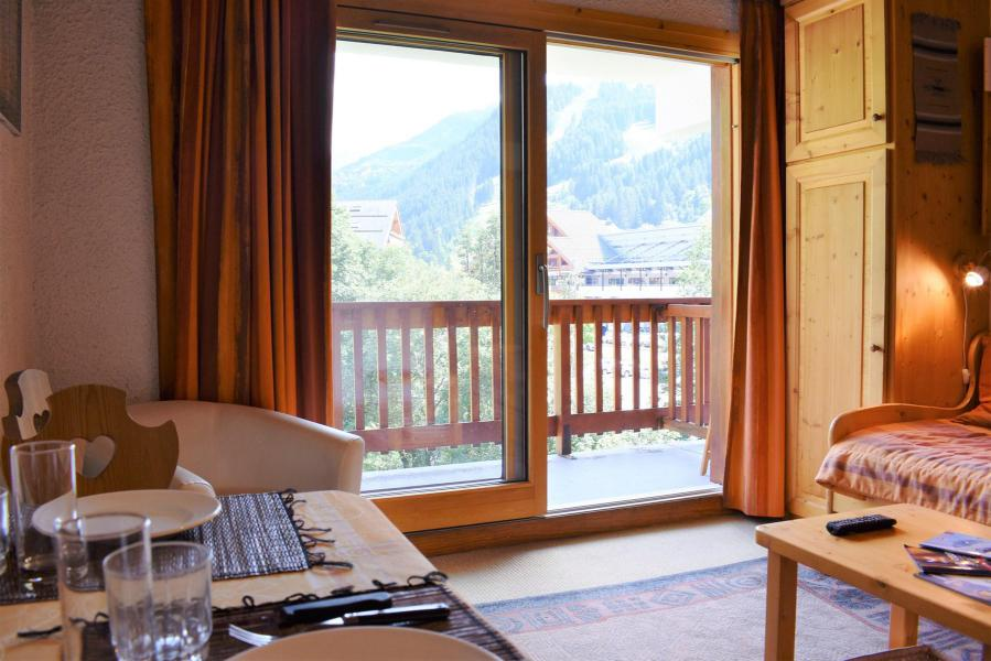 Alquiler al esquí Estudio para 4 personas (23) - Résidence les Brimbelles - Méribel