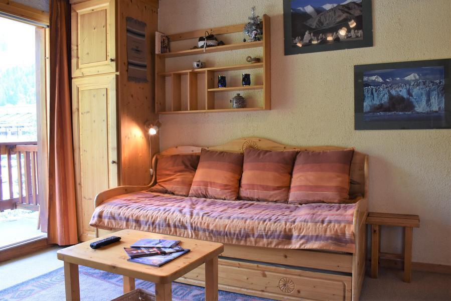 Location au ski Studio 4 personnes (23) - Résidence les Brimbelles - Méribel