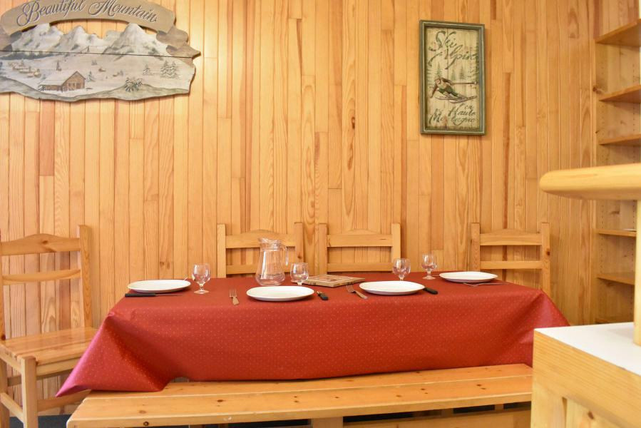 Location au ski Studio 4-6 personnes (27) - Résidence les Brimbelles - Méribel