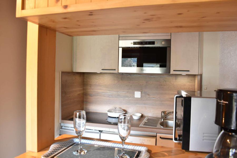 Alquiler al esquí Estudio para 4 personas (21) - Résidence les Brimbelles - Méribel - Estancia