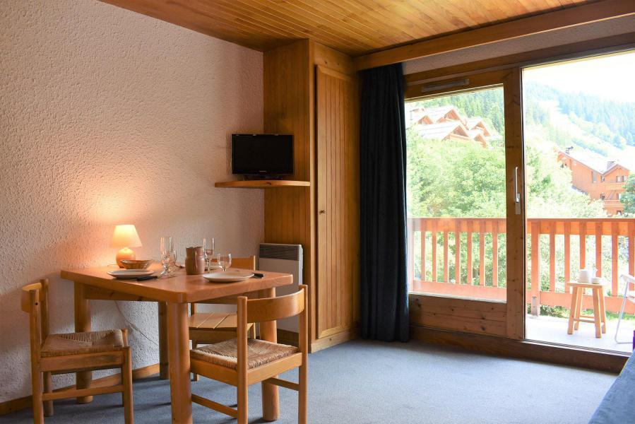 Location au ski Studio 4 personnes (21) - Résidence les Brimbelles - Méribel - Appartement