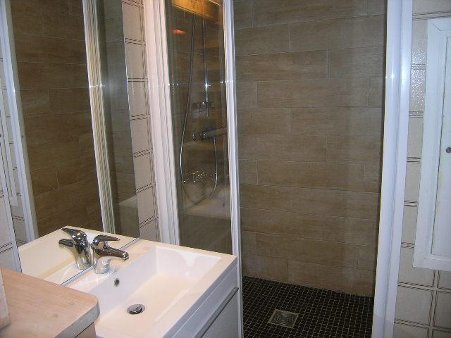 Location au ski Studio mezzanine 5 personnes (32) - Résidence les Brimbelles - Méribel - Salle de bains