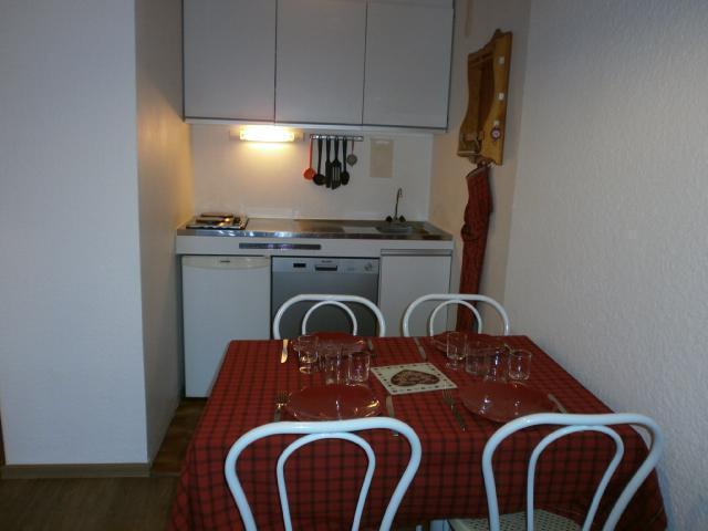 Location au ski Appartement 2 pièces 4 personnes (E17) - Résidence les Carlines - Méribel