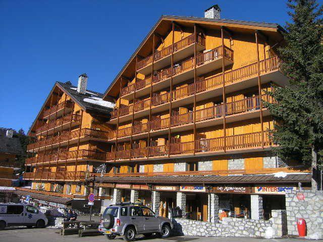 Location au ski Studio 5 personnes (0E1) - Résidence les Carlines - Méribel