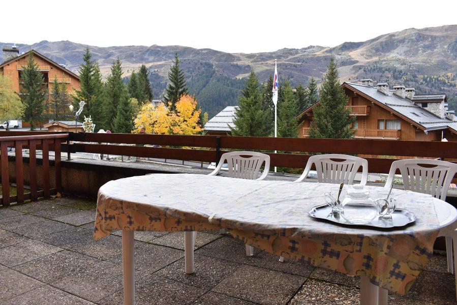 Alquiler al esquí Estudio para 5 personas (0E1) - Résidence les Carlines - Méribel