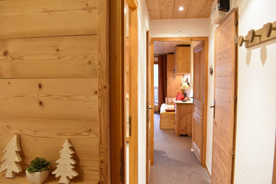 Alquiler al esquí Apartamento 2 piezas para 5 personas (D16) - Résidence les Carlines - Méribel