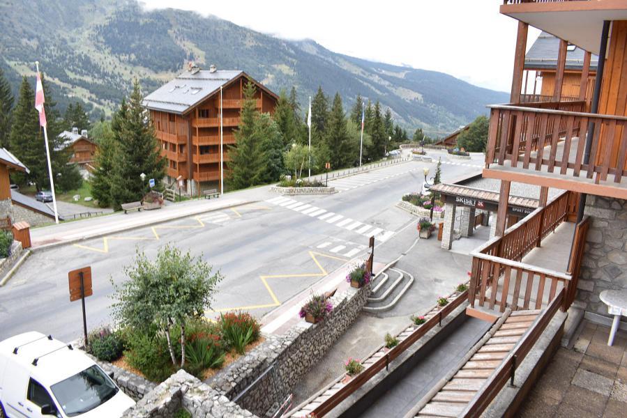 Alquiler al esquí Apartamento 2 piezas para 4 personas (E7) - Résidence les Carlines - Méribel
