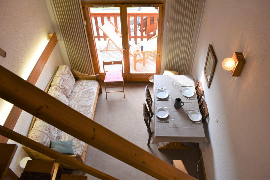 Location au ski Appartement duplex 3 pièces 6 personnes (E15) - Résidence les Carlines - Méribel