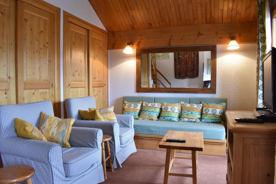 Alquiler al esquí Apartamento dúplex 3 piezas 6 personas (D23) - Résidence les Carlines - Méribel