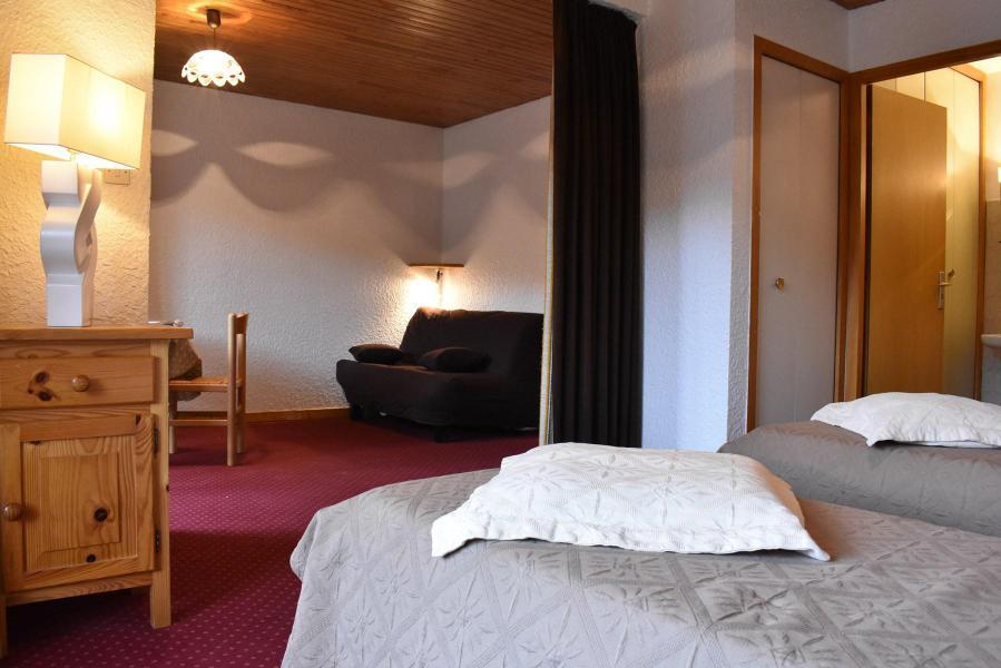 Location au ski Studio 4 personnes (D1) - Résidence les Carlines - Méribel