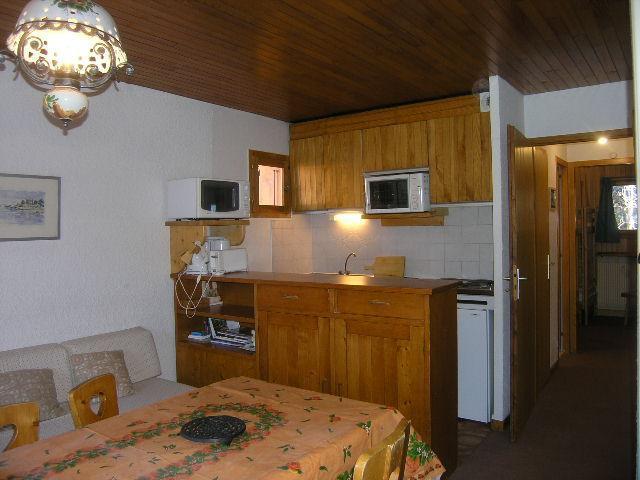 Location au ski Appartement 3 pièces 6 personnes (D9) - Résidence les Carlines - Méribel - Appartement