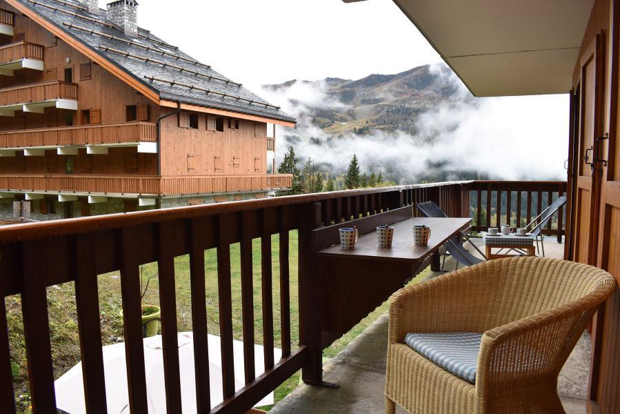 Alquiler al esquí Apartamento 3 piezas para 6 personas (M1) - Résidence les Chandonnelles I - Méribel