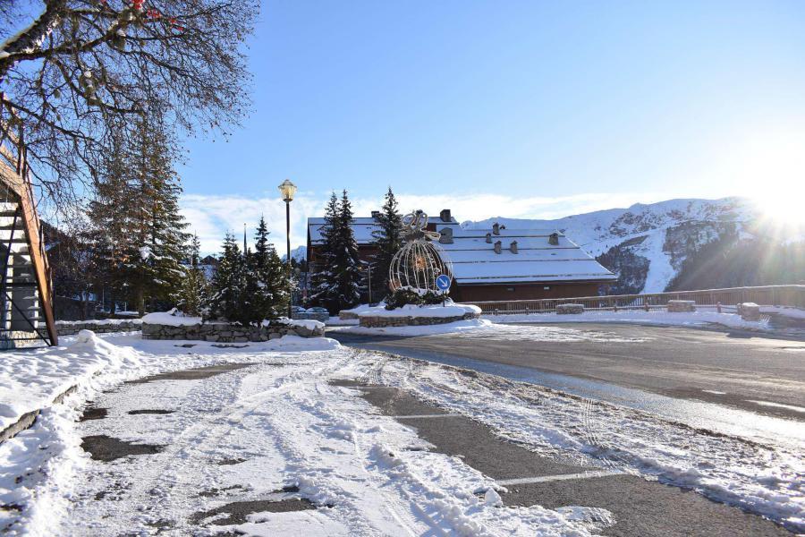 Alquiler al esquí Apartamento 3 piezas para 6 personas (M1) - Résidence les Chandonnelles I - Méribel - Plano