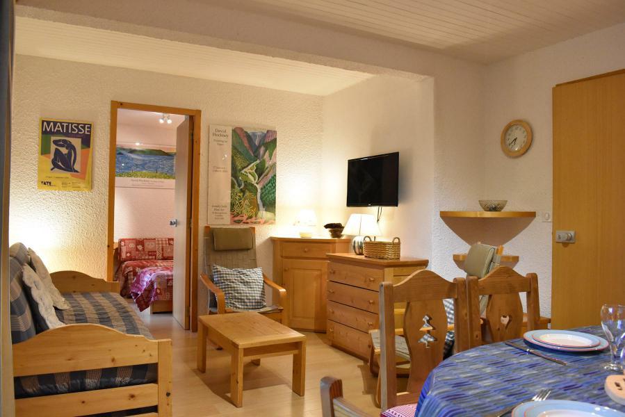 Location au ski Appartement 3 pièces 6 personnes (M1) - Résidence les Chandonnelles I - Méribel - Séjour