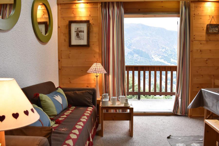 Location au ski Appartement duplex 2 pièces 5-7 personnes (L9) - Résidence les Chandonnelles I - Méribel - Séjour
