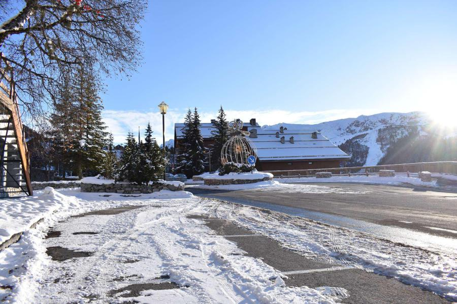Alquiler al esquí Résidence les Chandonnelles II - Méribel