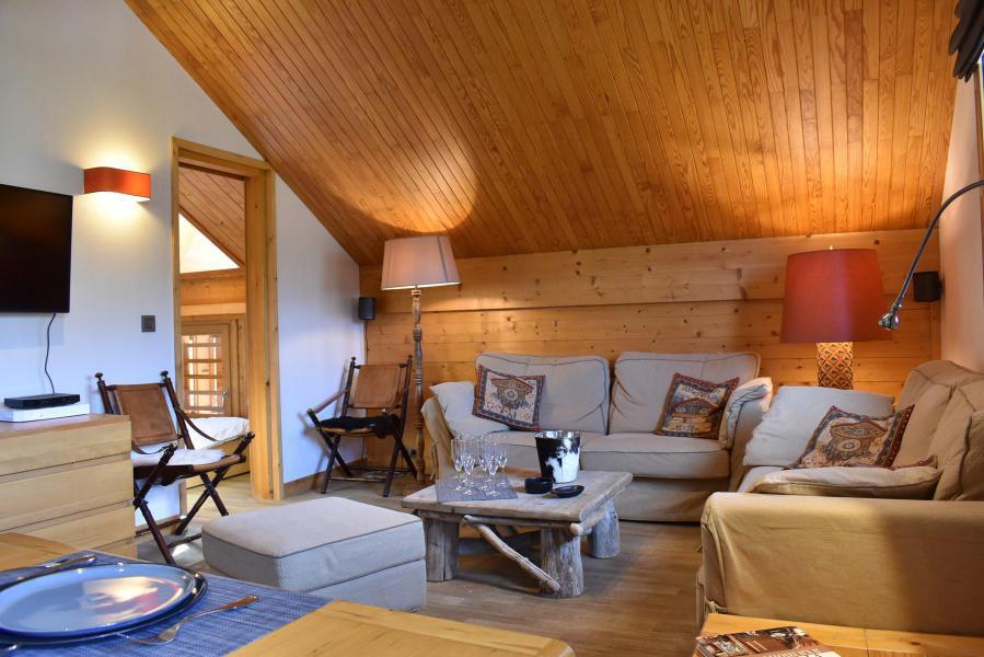 Location au ski Appartement 6 pièces 10 personnes (30) - Résidence les Chandonnelles II - Méribel - Séjour