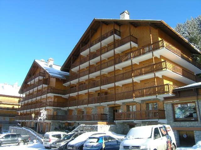 Location au ski Résidence les Dryades - Méribel