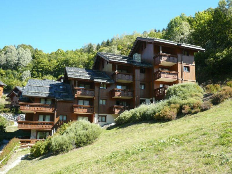 Location au ski Residence Les Fermes De Meribel Bat D1 - Méribel