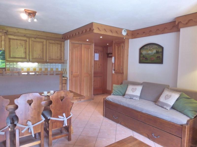 Location au ski Appartement 3 pièces 6 personnes (14) - Résidence les Fermes de Méribel Bat D1 - Méribel - Appartement