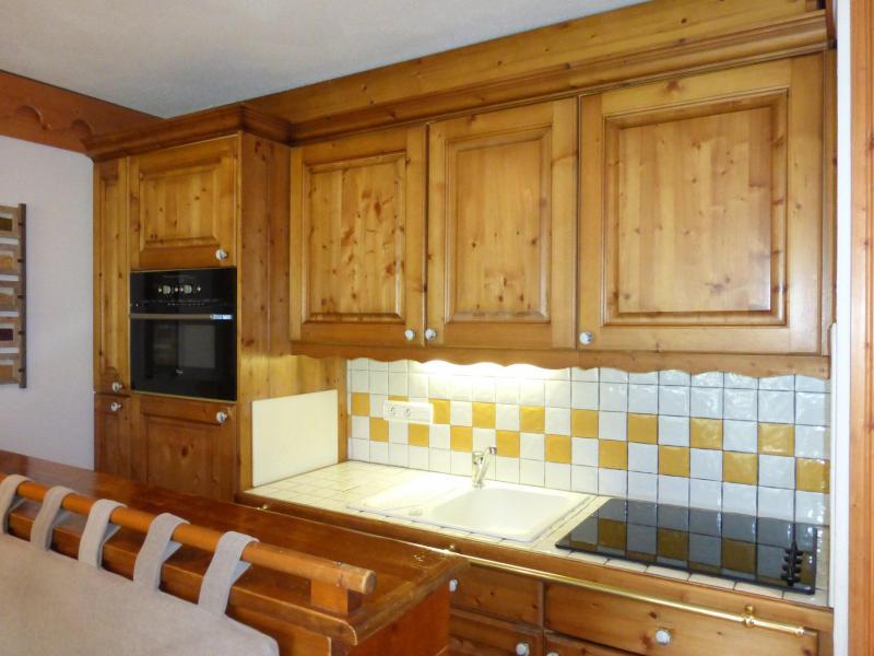 Location au ski Appartement 3 pièces 6 personnes (14) - Residence Les Fermes De Meribel Bat D1 - Méribel - Cuisine