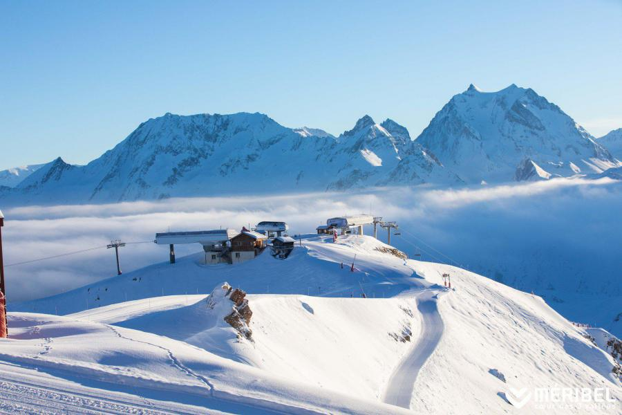 Location au ski Appartement 5 pièces 8 personnes (11) - Résidence les Fermes de Méribel Bat G - Méribel