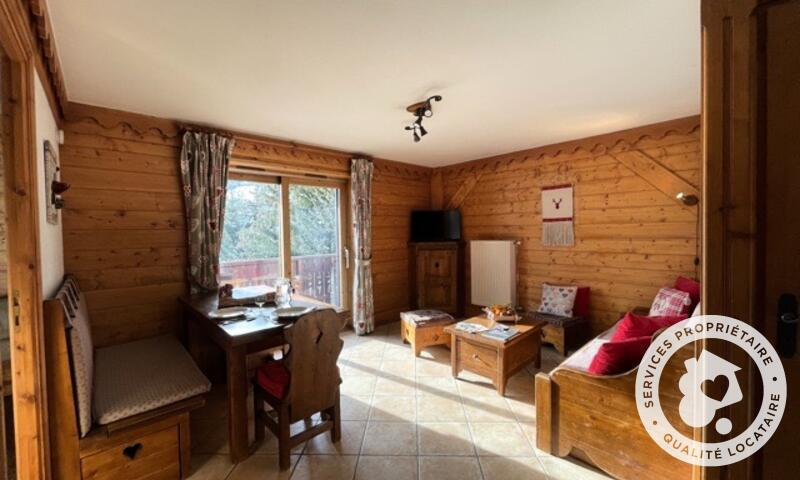 Location au ski Appartement 3 pièces 5 personnes (Sélection 40m²-1) - Résidence les Fermes de Méribel - Maeva Home - Méribel - Extérieur hiver