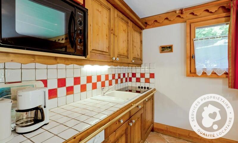 Location au ski Appartement 2 pièces 4 personnes (Sélection 40m²) - Résidence les Fermes de Méribel - Maeva Home - Méribel - Extérieur hiver