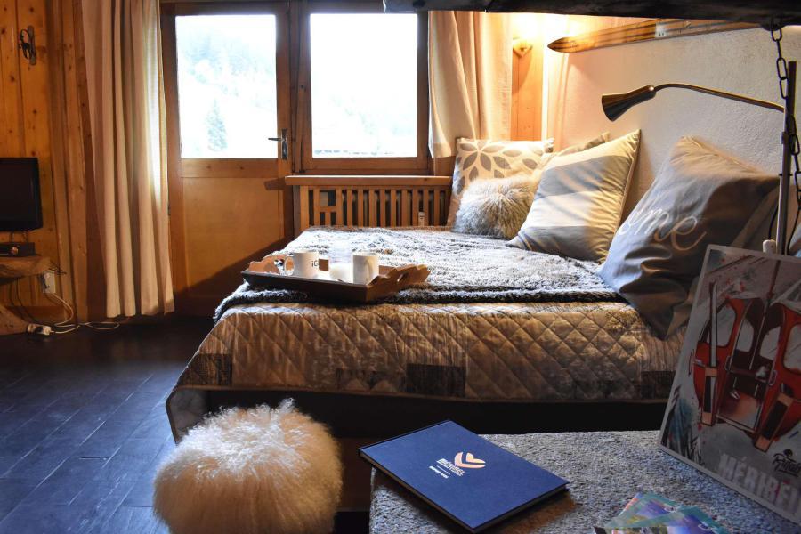 Location au ski Résidence les Grangettes - Méribel