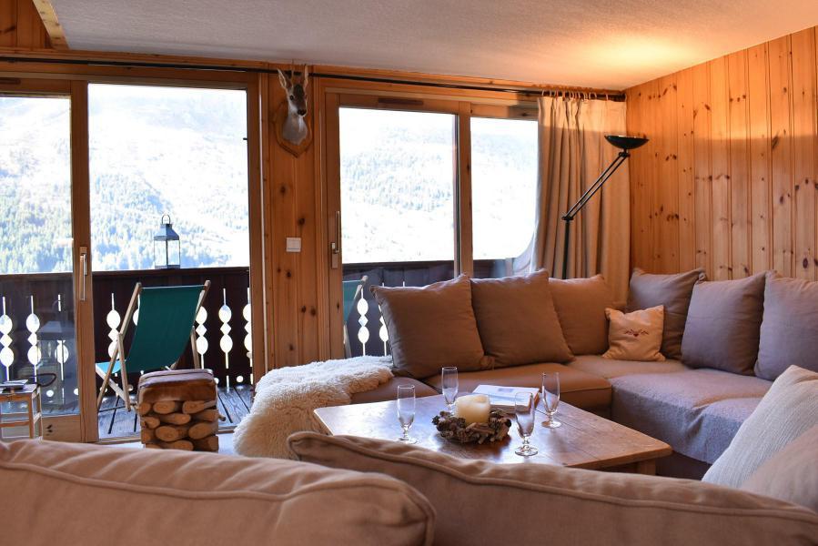 Alquiler al esquí Apartamento dúplex 4 piezas 8 personas (C18) - Résidence les Jardins d'Hiver - Méribel