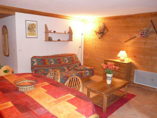 Skiverleih 3-Zimmer-Appartment für 6 Personen (B7) - Résidence les Jardins du Morel - Méribel - Appartement