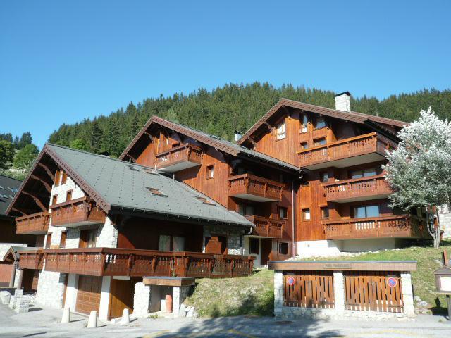 Location au ski Résidence les Jardins du Morel - Méribel
