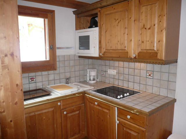 Skiverleih 3-Zimmer-Appartment für 6 Personen (B7) - Résidence les Jardins du Morel - Méribel