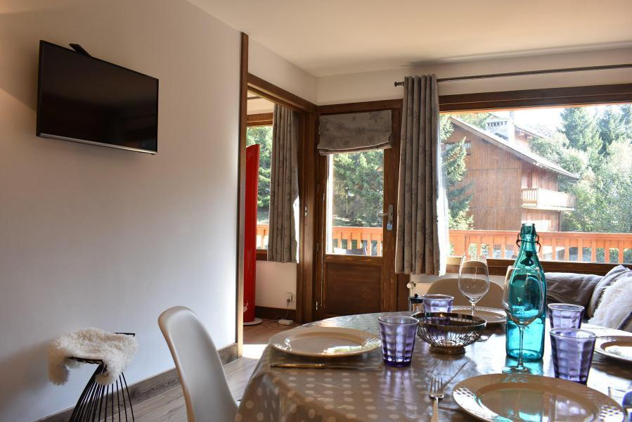 Alquiler al esquí Apartamento 3 piezas para 6 personas (35) - Résidence les Lauzes - Méribel