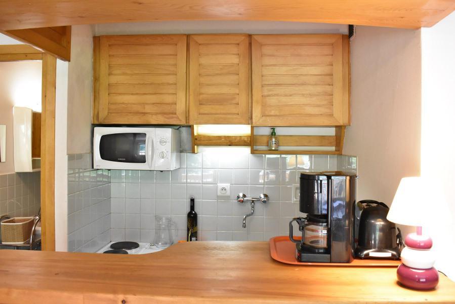 Location au ski Appartement 1 pièces 2 personnes (016) - Résidence les Lauzes - Méribel