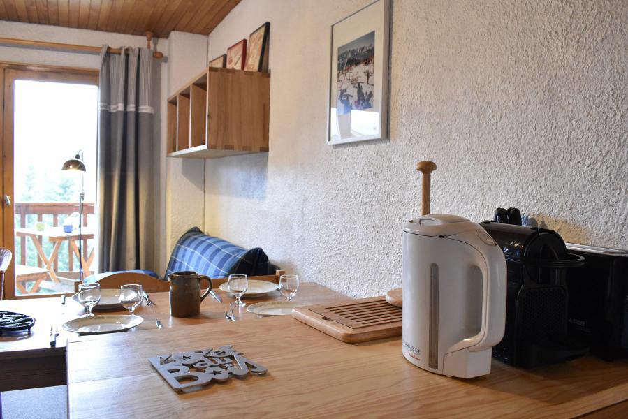 Location au ski Appartement 2 pièces 5 personnes (A12) - Résidence les Merisiers - Méribel