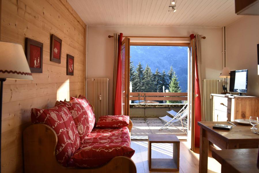 Location au ski Studio 2 personnes (A1) - Résidence les Merisiers - Méribel