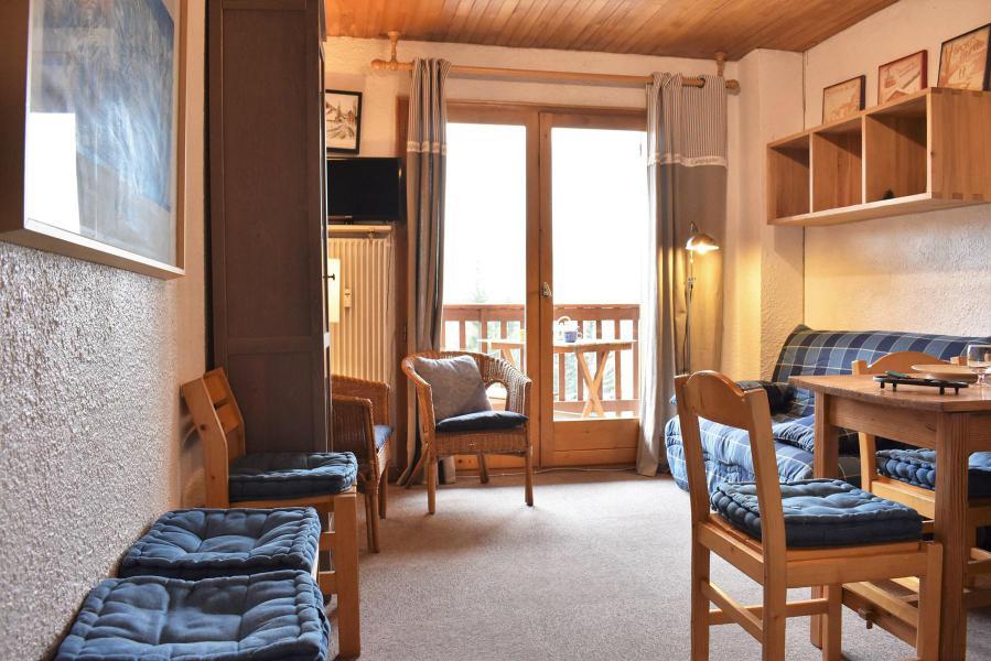 Location au ski Appartement 2 pièces 5 personnes (A12) - Résidence les Merisiers - Méribel - Séjour