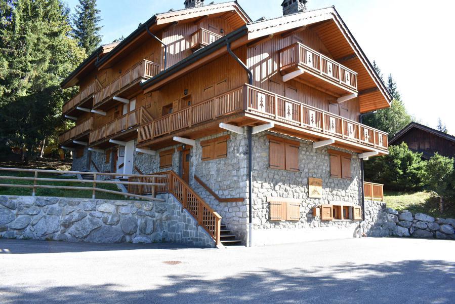 Alquiler al esquí Résidence les Perdrix - Méribel