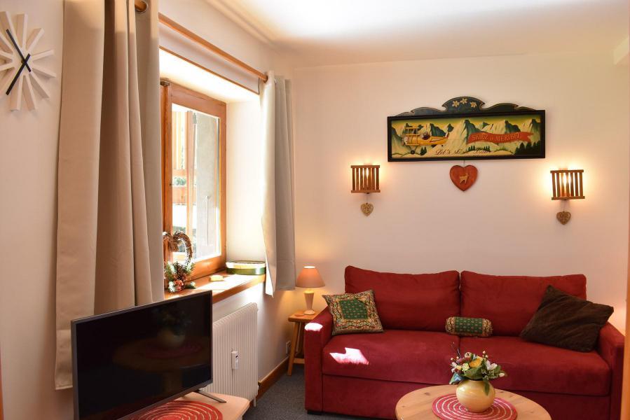 Alquiler al esquí Apartamento 3 piezas para 5 personas (003) - Résidence les Perdrix - Méribel