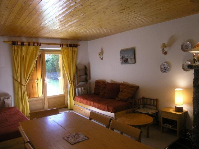 Location au ski Appartement 2 pièces 6 personnes (2) - Residence Les Perdrix - Méribel - Séjour