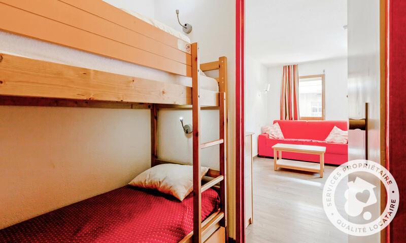 Vacances en montagne Studio 4 personnes (Confort 22m²-1) - Résidence les Ravines - Maeva Home - Méribel - Extérieur hiver