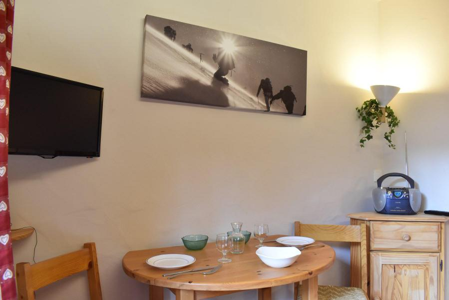 Location au ski Studio 2 personnes (B2) - Résidence les Sapineaux - Méribel