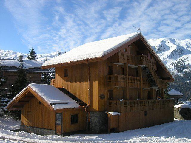 Alquiler al esquí Estudio para 2 personas (C3) - Résidence les Sapineaux - Méribel