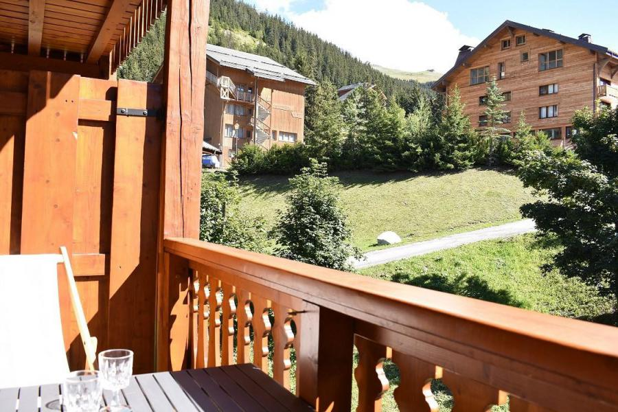Location au ski Studio 2 personnes (C3) - Résidence les Sapineaux - Méribel