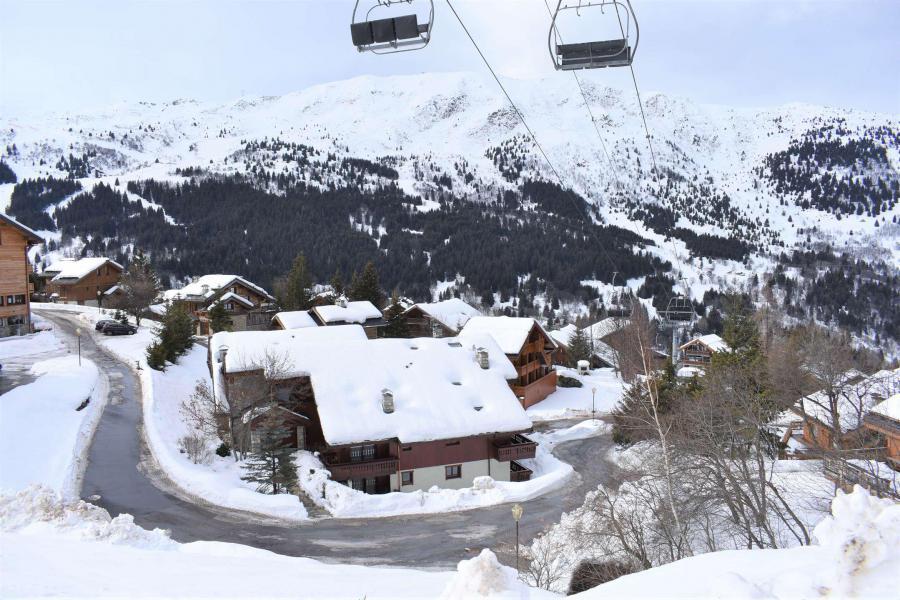 Alquiler al esquí Résidence les Sapineaux - Méribel