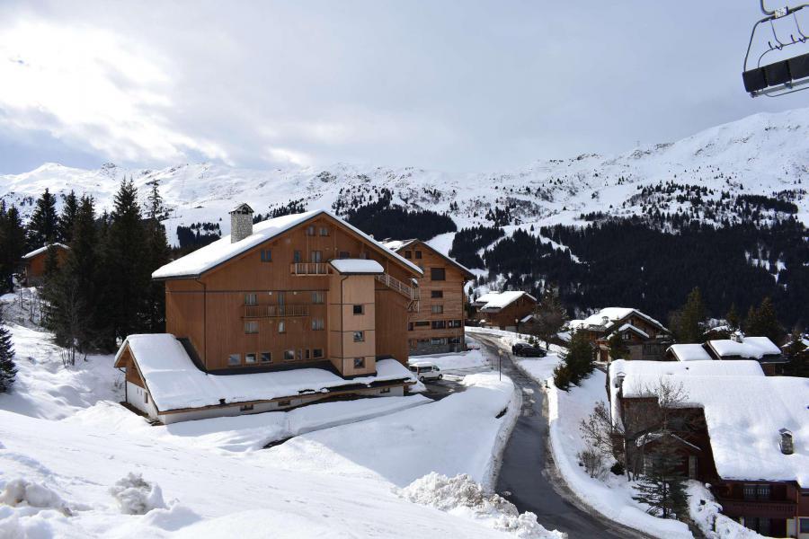 Alquiler al esquí Résidence les Sapineaux - Méribel - Invierno