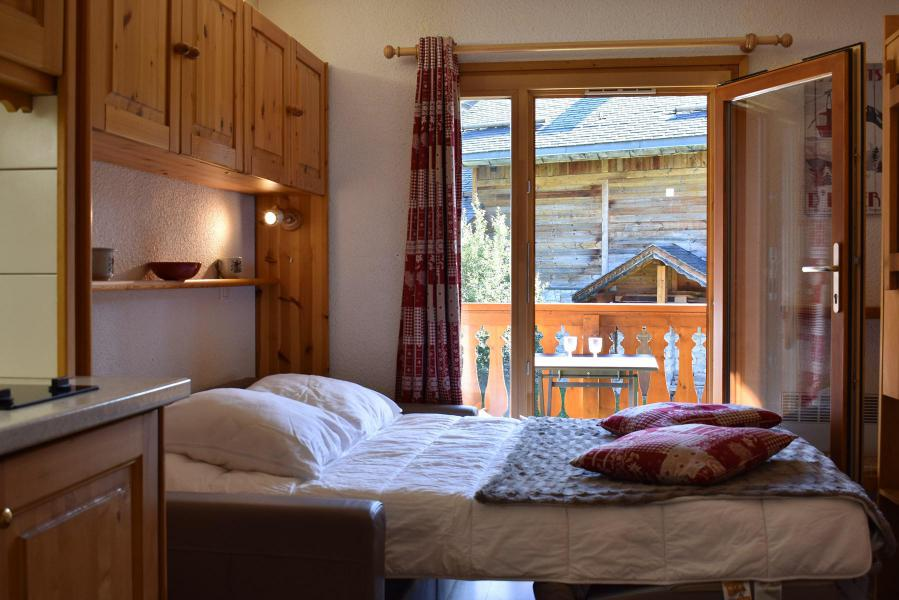 Alquiler al esquí Estudio para 2 personas (C2) - Résidence les Sapineaux - Méribel - Apartamento