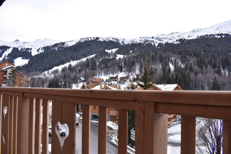Location au ski Appartement 3 pièces 7 personnes (16) - Résidence les Silènes - Méribel